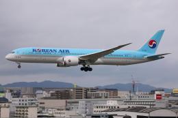 TIA spotterさんが、福岡空港で撮影した大韓航空 787-9の航空フォト(飛行機 写真・画像)