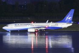 TIA spotterさんが、北京首都国際空港で撮影した厦門航空 737-85Cの航空フォト(飛行機 写真・画像)