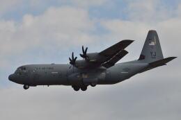 350JMさんが、厚木飛行場で撮影したアメリカ空軍 C-130J-30 Herculesの航空フォト(飛行機 写真・画像)