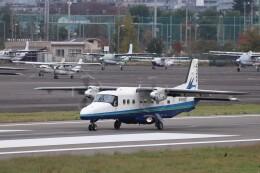 KAZFLYERさんが、調布飛行場で撮影した新中央航空 Do 228-212 NGの航空フォト(飛行機 写真・画像)