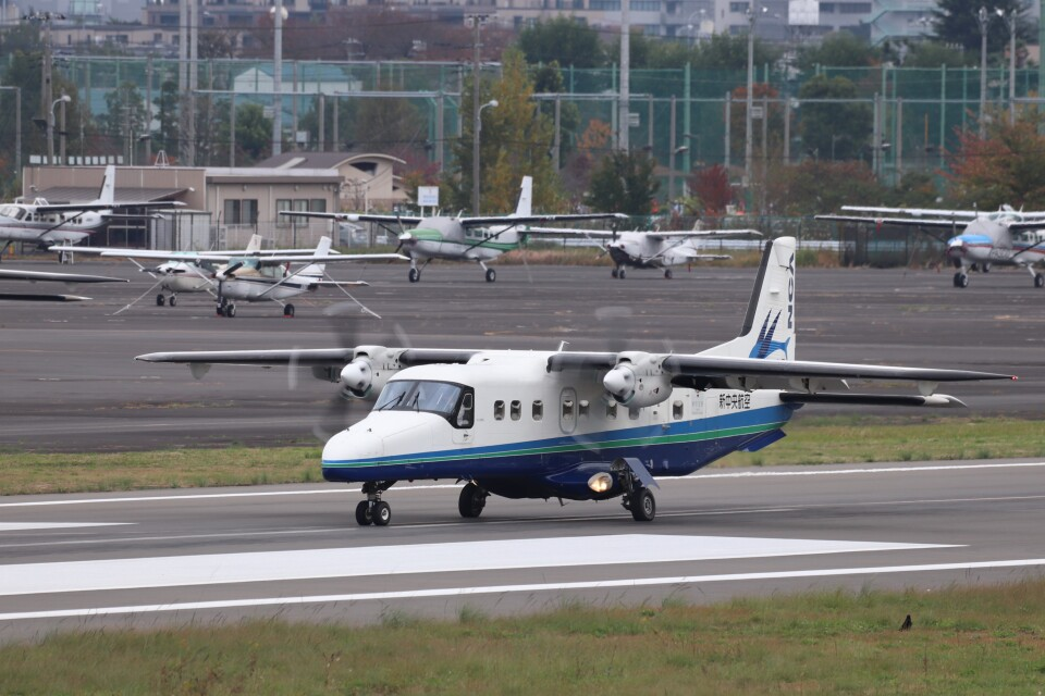 KAZFLYERさんの新中央航空 Dornier 228 NG (JA35CA) 航空フォト