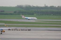 Hiro-hiroさんが、ウィーン国際空港で撮影したオーストリア航空 70の航空フォト(飛行機 写真・画像)