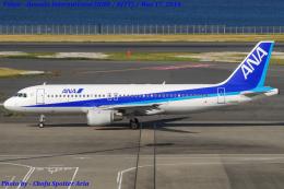 Chofu Spotter Ariaさんが、羽田空港で撮影した全日空 A320-211の航空フォト(飛行機 写真・画像)