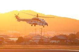 小型機専門家さんが、高知空港で撮影した海上保安庁 EC225LP Super Puma Mk2+の航空フォト(飛行機 写真・画像)