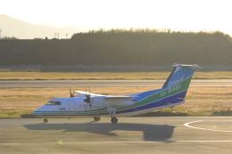 しかばねさんが、長崎空港で撮影したオリエンタルエアブリッジ DHC-8-201Q Dash 8の航空フォト(飛行機 写真・画像)
