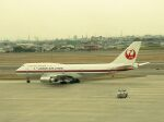 Lovely-Akiさんが、伊丹空港で撮影した日本航空 747-146B/SR/SUDの航空フォト(飛行機 写真・画像)