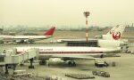 Lovely-Akiさんが、伊丹空港で撮影した日本航空 DC-10-40Dの航空フォト(飛行機 写真・画像)