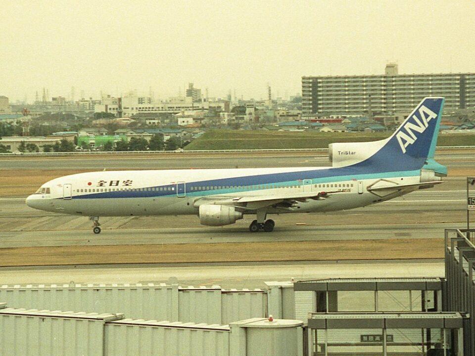 Lovely-Akiさんの全日空 Lockheed L-1011 TriStar (JA8515) 航空フォト