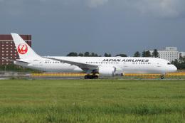 航空フォト:JA871J 日本航空 787-9