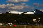 ansett747さんが、福岡空港で撮影したキャセイパシフィック航空 A330-343Xの航空フォト(飛行機 写真・画像)