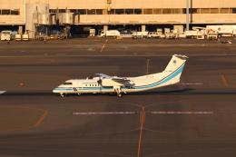 やつはしさんが、羽田空港で撮影した海上保安庁 DHC-8-315 Dash 8の航空フォト(飛行機 写真・画像)
