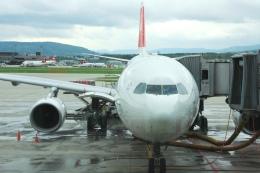 Hiro-hiroさんが、チューリッヒ空港で撮影したスイスインターナショナルエアラインズ A330-343Xの航空フォト(飛行機 写真・画像)