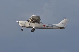 qooさんが、高松空港で撮影した岡山航空 172R Skyhawkの航空フォト(飛行機 写真・画像)