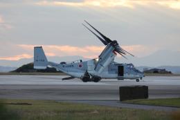 ノビタ君さんが、木更津飛行場で撮影した陸上自衛隊 MV-22Bの航空フォト(飛行機 写真・画像)