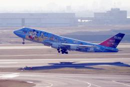 apphgさんが、羽田空港で撮影した日本航空 747-446Dの航空フォト(飛行機 写真・画像)
