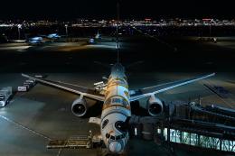天心さんが、羽田空港で撮影した全日空 777-381/ERの航空フォト(飛行機 写真・画像)