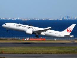 航空フォト:JA879J 日本航空 787-9