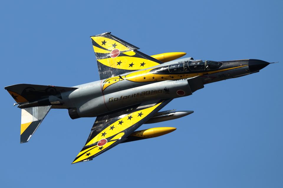 levo2735さんの航空自衛隊 Mitsubishi F-4EJ Kai Phantom II (37-8315) 航空フォト
