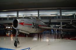 kanade/Ryo@S.O.R.A.さんが、ル・ブールジェ空港で撮影したフランス空軍 F-84F Thunderstreakの航空フォト(飛行機 写真・画像)