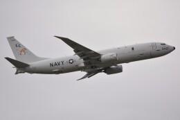 デルタおA330さんが、横田基地で撮影したアメリカ海軍 P-8A (737-8FV)の航空フォト(飛行機 写真・画像)