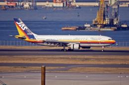 apphgさんが、羽田空港で撮影した日本エアシステム A300B4-622Rの航空フォト(飛行機 写真・画像)