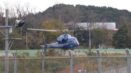raichanさんが、成田国際空港で撮影したエクセル航空 AS355N Ecureuil 2の航空フォト(飛行機 写真・画像)