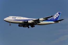 flying_horseさんが、羽田空港で撮影した全日空 747-481(D)の航空フォト(飛行機 写真・画像)