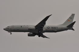 NFファンさんが、厚木飛行場で撮影したアメリカ海軍 P-8A (737-8FV)の航空フォト(飛行機 写真・画像)