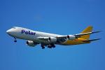 ちゃぽんさんが、成田国際空港で撮影したアトラス航空 747-87UF/SCDの航空フォト(飛行機 写真・画像)