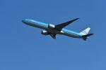 yotaさんが、成田国際空港で撮影したKLMオランダ航空 777-306/ERの航空フォト(飛行機 写真・画像)