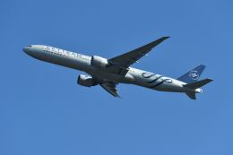 yotaさんが、成田国際空港で撮影したエールフランス航空 777-328/ERの航空フォト(飛行機 写真・画像)