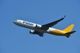 yotaさんが、成田国際空港で撮影したポーラーエアカーゴ 767-3JHF(ER)の航空フォト(飛行機 写真・画像)