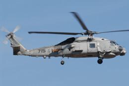 banshee02さんが、厚木飛行場で撮影したアメリカ海軍 SH-60B Seahawk (S-70B-1)の航空フォト(飛行機 写真・画像)