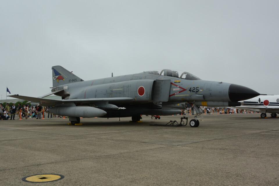 banshee02さんの航空自衛隊 Mitsubishi F-4EJ Kai Phantom II (97-8425) 航空フォト