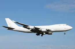 航空フォト:N404KZ アトラス航空 747-400