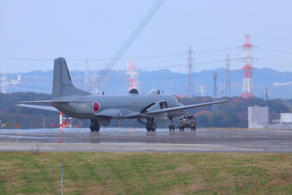 ぼのさんの航空自衛隊 NAMC YS-11 (82-1155) 航空フォト