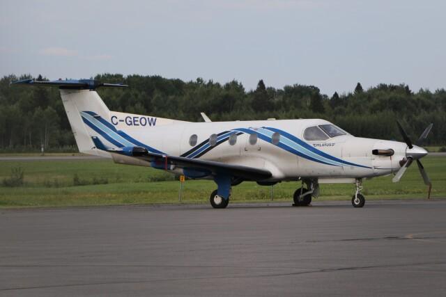 アルマ空港 - Alma Airport [YTF/CYTF]で撮影されたアルマ空港 - Alma Airport [YTF/CYTF]の航空機写真(フォト・画像)