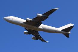 やつはしさんが、成田国際空港で撮影したアトラス航空 747-4KZF/SCDの航空フォト(飛行機 写真・画像)