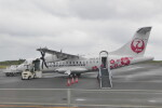KKiSMさんが、沖永良部空港で撮影した日本エアコミューター ATR-42-600の航空フォト(飛行機 写真・画像)