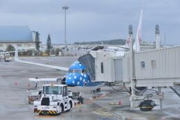 KKiSMさんが、那覇空港で撮影した日本トランスオーシャン航空 737-8Q3の航空フォト(飛行機 写真・画像)