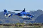 Gambardierさんが、岡南飛行場で撮影した東北エアサービス EC135P2+の航空フォト(飛行機 写真・画像)