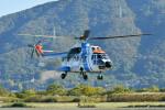 Gambardierさんが、岡南飛行場で撮影した中日本航空 AS332L1 Super Pumaの航空フォト(飛行機 写真・画像)