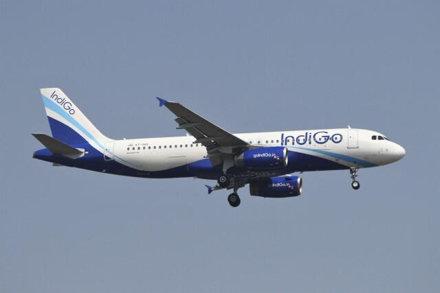 インディラ・ガンディー国際空港 - Indira Gandhi International Airport [DEL/VIDP]で撮影されたインディラ・ガンディー国際空港 - Indira Gandhi International Airport [DEL/VIDP]の航空機写真(フォト・画像)