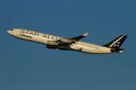 twining07さんが、羽田空港で撮影したルフトハンザドイツ航空 A340-313Xの航空フォト(飛行機 写真・画像)
