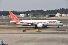 turenoアカクロさんが、成田国際空港で撮影したエア・インディア 787-8 Dreamlinerの航空フォト(飛行機 写真・画像)