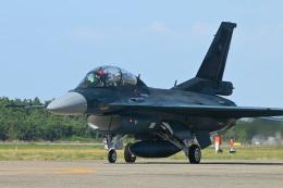 masahiさんが、小松空港で撮影した航空自衛隊 F-2Bの航空フォト(飛行機 写真・画像)