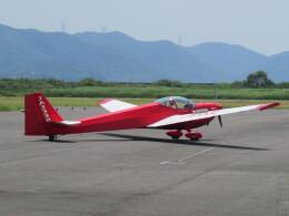 F.YUKIHIDEさんが、岡南飛行場で撮影した日本個人所有 SF-25C Falkeの航空フォト(飛行機 写真・画像)