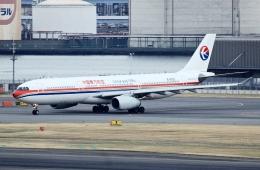 kaeru6006さんが、羽田空港で撮影した中国東方航空 A330-343Xの航空フォト(飛行機 写真・画像)