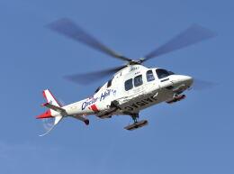 パンサーRP21さんが、群馬ヘリポートで撮影した静岡エアコミュータ AW109SP GrandNewの航空フォト(飛行機 写真・画像)
