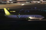 OS52さんが、羽田空港で撮影したソラシド エア 737-86Nの航空フォト(飛行機 写真・画像)